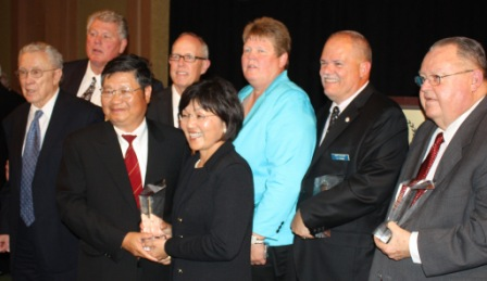 Cerritos College Inducts Legends into Hall of Fame