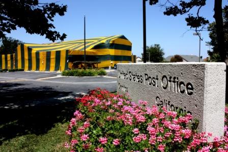 Cerritos Post Office Tented