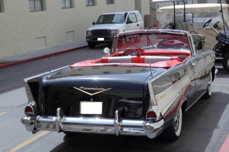 Dr. Phil McGraw's vintage car stolen