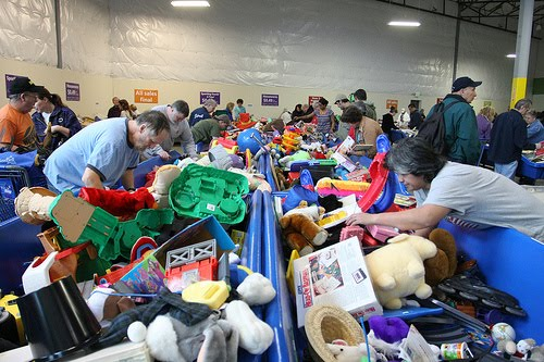 Norwalk Sheriff's Volunteers Hosting Goodwill Donation Fundraiser on Saturday in La Mirada