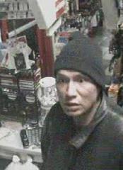 """Suspect in """"Cigarette Bandit"""" caper in Norwalk and La Mirada."""