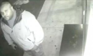 Last known image of suspected killed Chris Dorner, via Irvine Police Department.