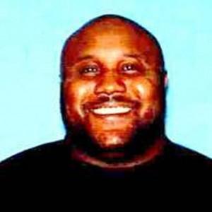 Suspect Christopher Dorner.