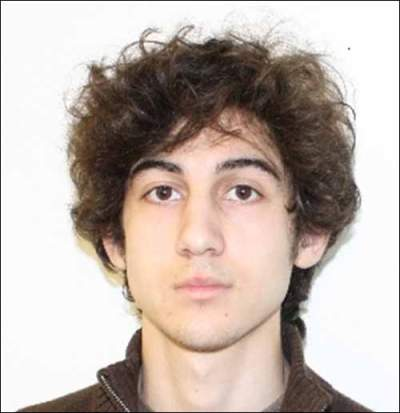 A new image of Dzhokar Tsarnaev, age 19, previously identified as Suspect 2 in the Boston Marathon bombing investigation, has been released