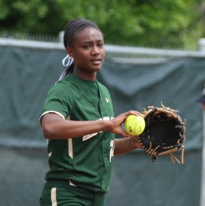 Former Cerritos High School star Sarah Smith is now one of best players at Baylor University.