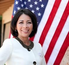 Senate candidate Perez