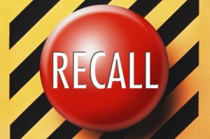 Recall campaign in Commerce takes new turn.