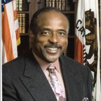 California State Senator Rod Wright has been found guilty on corruption charges, and now faces more than eight years in jail.