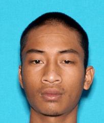 Suspect Boren Lee
