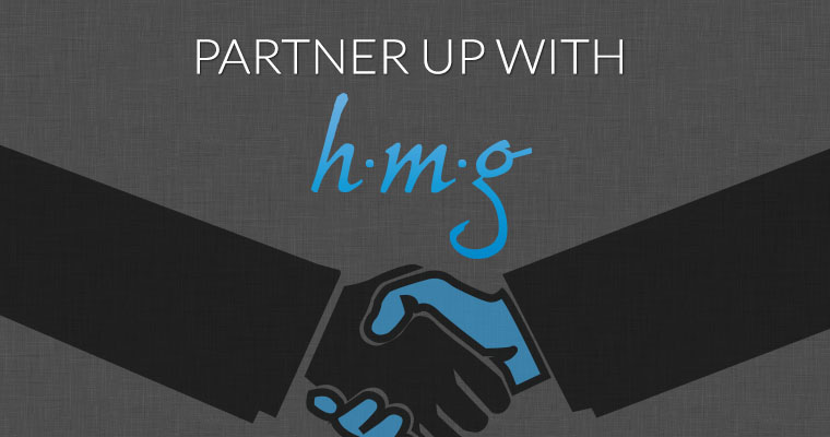 Partner Up With HMG!