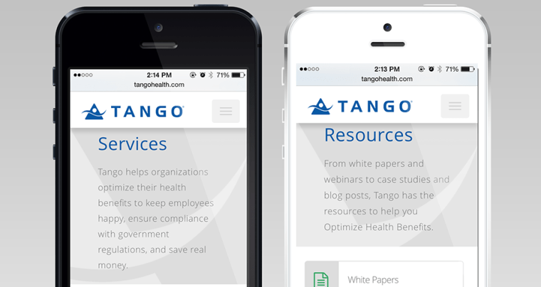 Tango Health: Optimizing Health Benefits