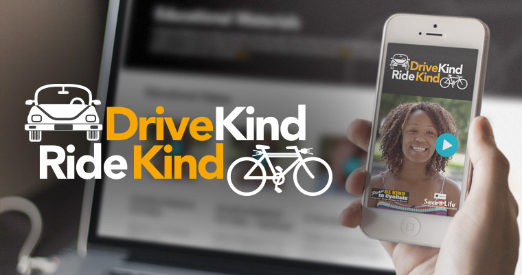 Our Part In Please Be Kind To Cyclists' Newest Initiative