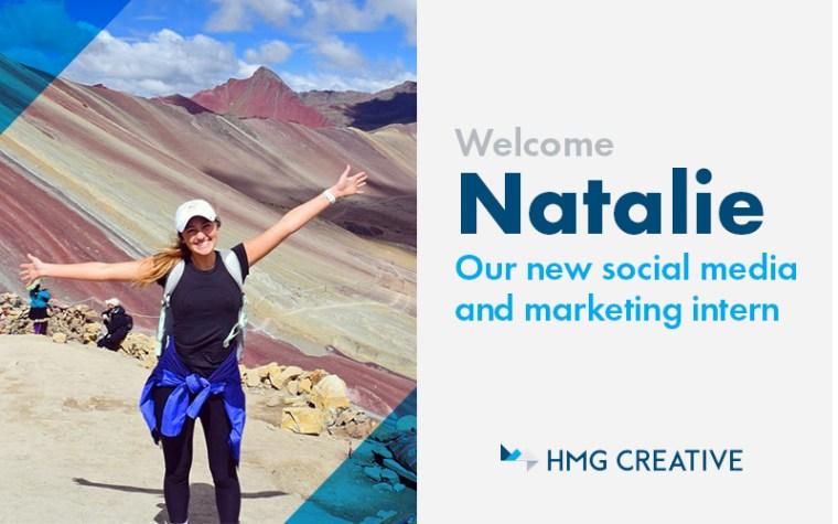 Meet Natalie, The New Kid on The Block