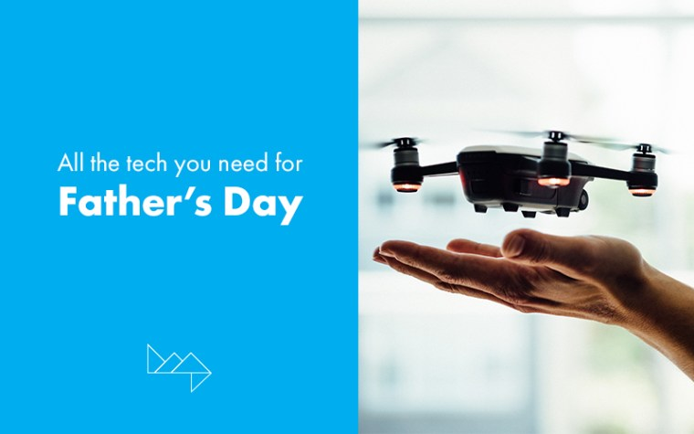 10 Tech Gift Ideas for Father's Day — All on Amazon!