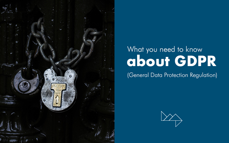 GDPR (General Data Protection Regulation): What Does It Mean For My Website?
