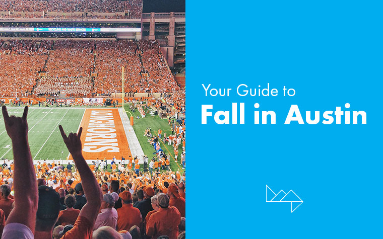 """10 Reasons to """"Fall"""" in Love with Austin This Season"""