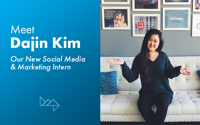 Meet HMG's New Intern – Dajin Kim!