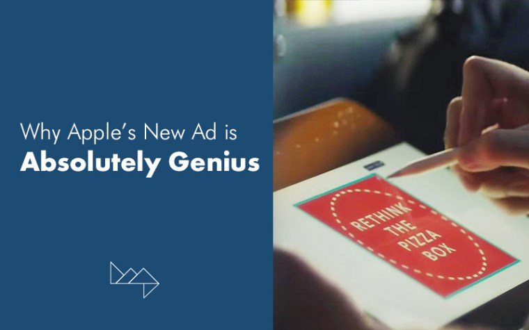 Why Apple's New Ad Is Absolutely Genius