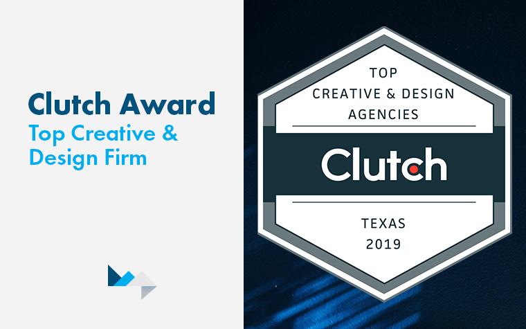 HMG Creative Chosen as Top Creative & Design Firm in Texas by Clutch