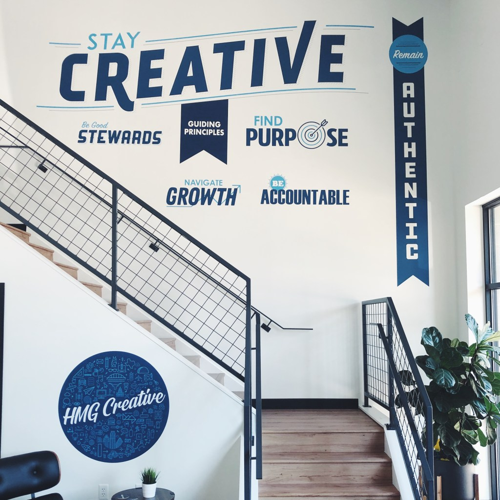 HMG Creative Wall