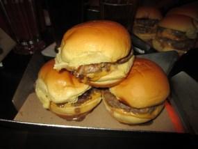 St. Mark's Burger, NYC, NY