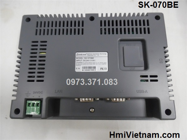 Samkoon SK-070BE 7 inch