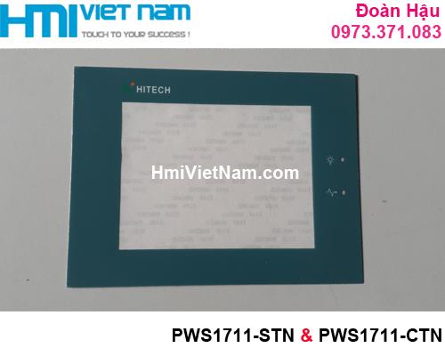 Tấm cảm ứng PWS1711-CTN