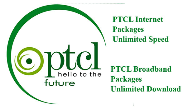 PTCL Internet Packages - PTCL Broadband Packages