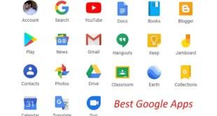 Best Google Apps