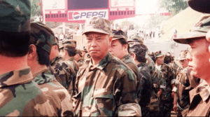 Hmong Vet - Yong They Lee