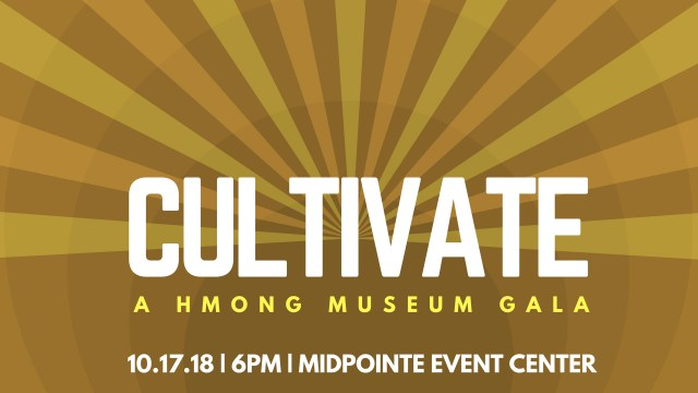Hmong Museum Cultivate logo