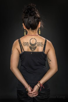 Hmong Tattoo - Necklace