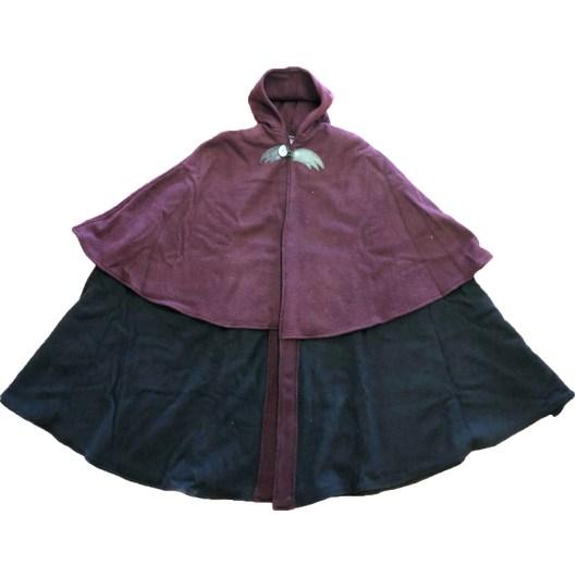 standard yoked cloak