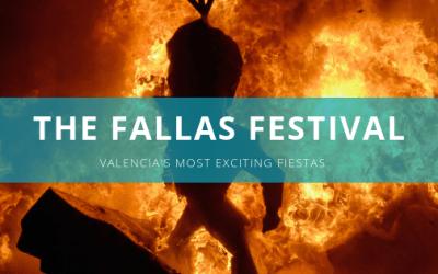 The Fallas Festival