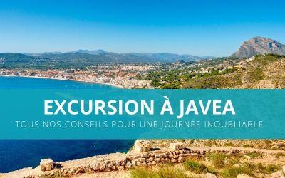 Excursion à Javea
