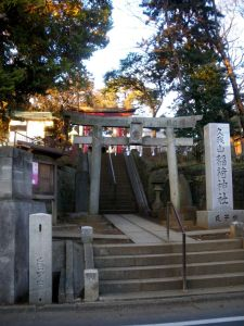 Kugayama_inari_shrine