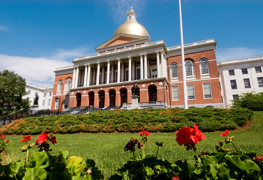 Casa del Estado de Massachusetts