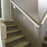 Wood Handrail to Match Existing Decor