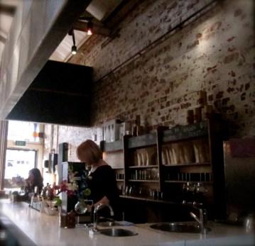 The brew bar
