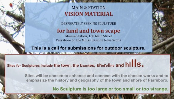 SCULPTURE WANTED