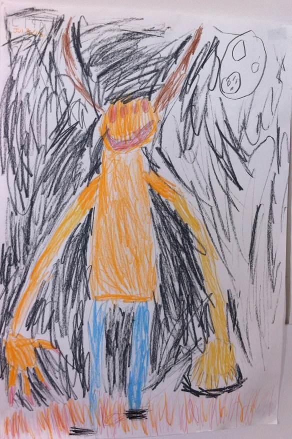 Liam's Monster