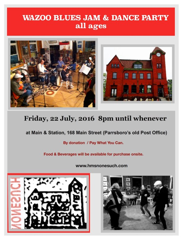 Blues Jam_Dance Party_ 22JUL16
