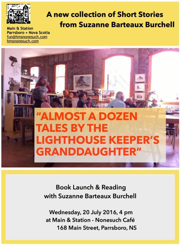 SB Burchell _book launch