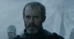 Stannis Baratheon, a character in Game of Thrones