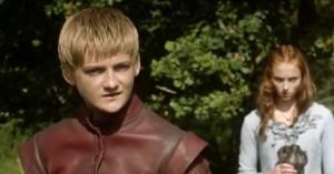 Joffrey Baratheon before he became king.