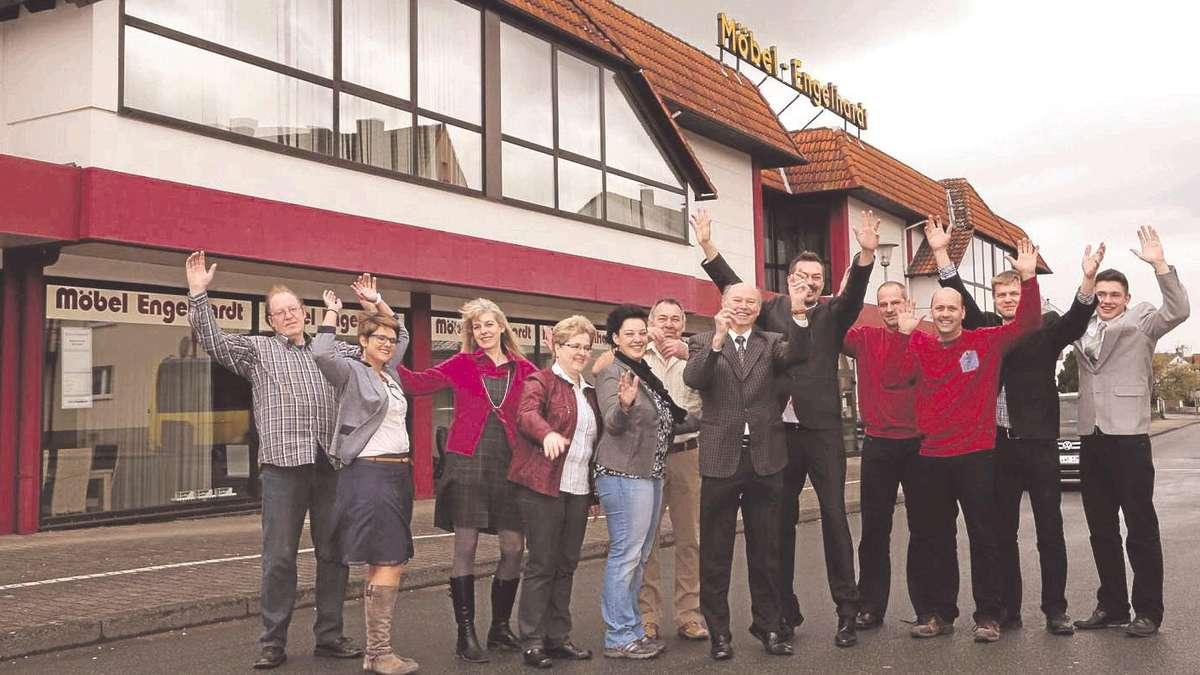 50 Jahre Möbel Engelhardt - Jubiläumsfeier mit dem Team und den Kunden war ein Erfolg Hofgeismar