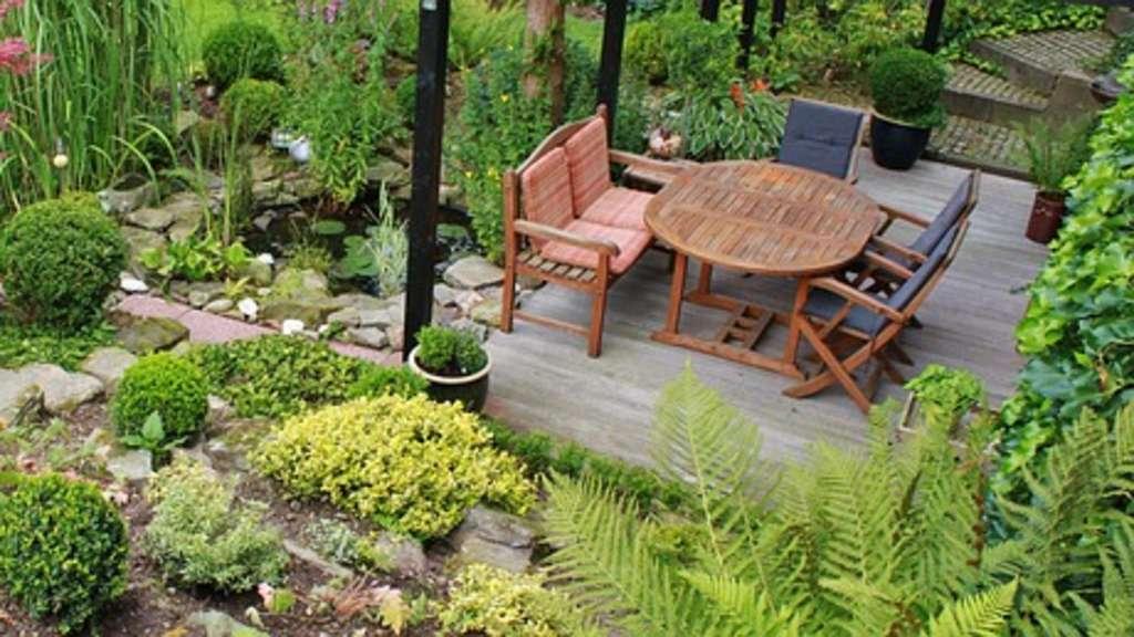 Garten verschönern schnell gemacht: vier einfache Tipps Wohnen
