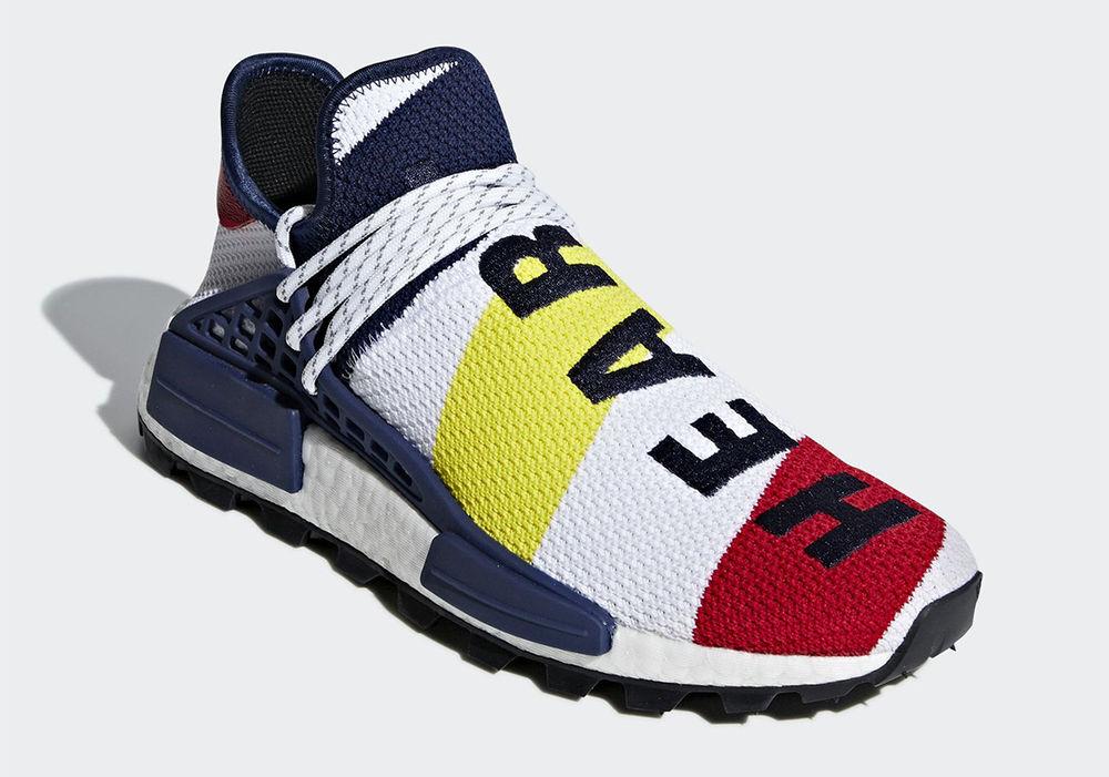 8238450f7 Thiết kế adidas NMD Hu x BBC này có cách phối màu lạ nhất trong series toàn  bộ series NMD Hu của Pharrell