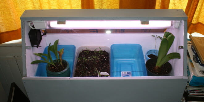 12 DIY Grow Boxes To Control The Growing Environment