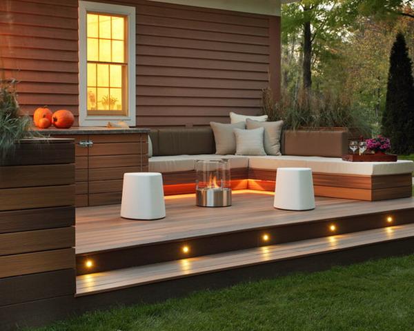 Back Patio Deck Ideas. smallbackdeck small back deck deck ideas ...